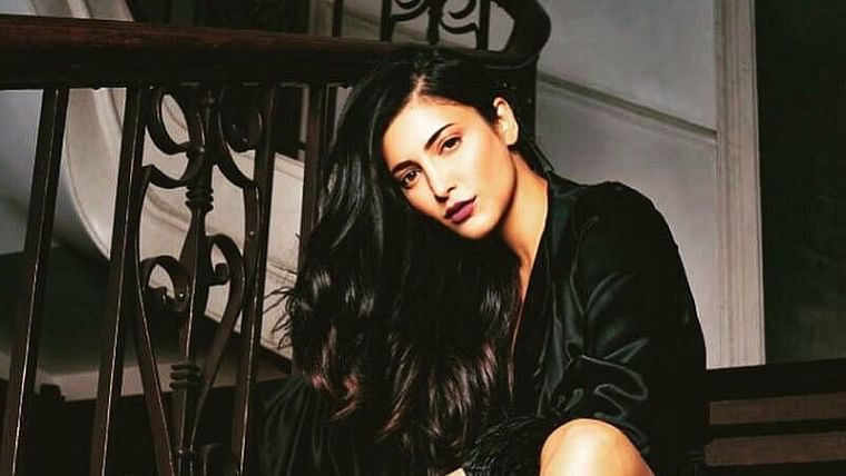 Shruti Haasan is at peace when she is in writer mode