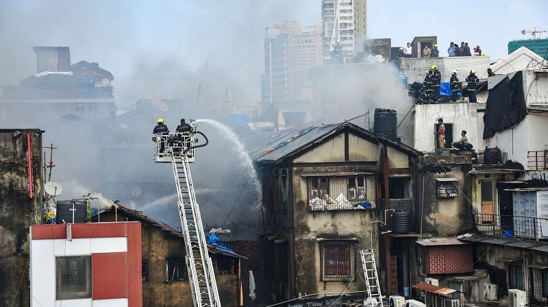 Tampered meter-box led to Cutlery Market fire incident in Mumbai