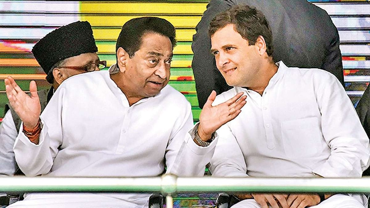 'Don't appreciate such language': Rahul Gandhi snubs Kamal Nath for calling BJP minister 'item'