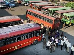105 MSRTC bus staff contract Covid-19 after working in Mumbai