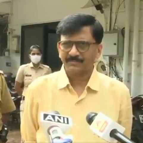 Gangrape of country's democracy: Sanjay Raut lashes out UP police for manhandling Rahul Gandhi