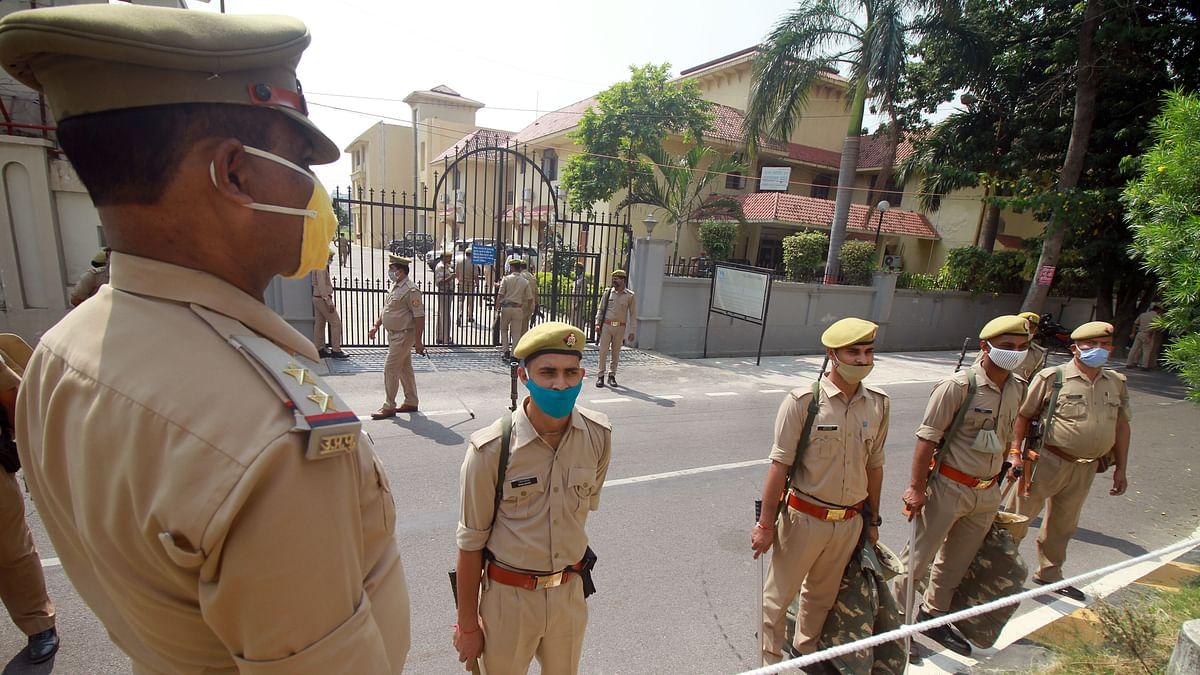 Uttar Pradesh: Hathras victim's family appears before high court