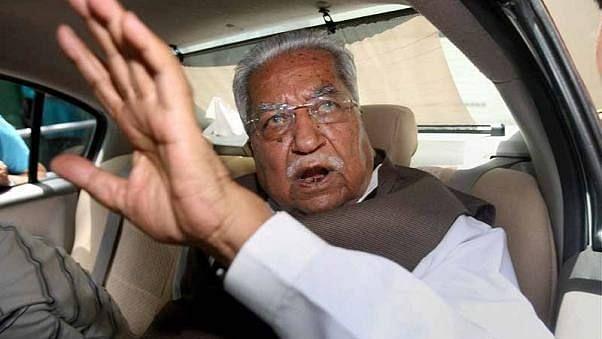 Former Gujarat Chief Minister Keshubhai Patel passes away