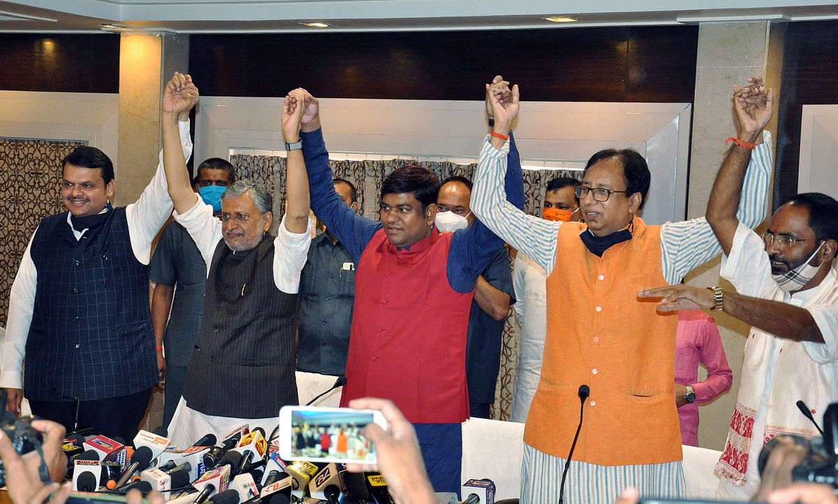 Bihar Assembly Elections: Despite persuasions and warnings, veteran BJP leaders join LJP; the story so far