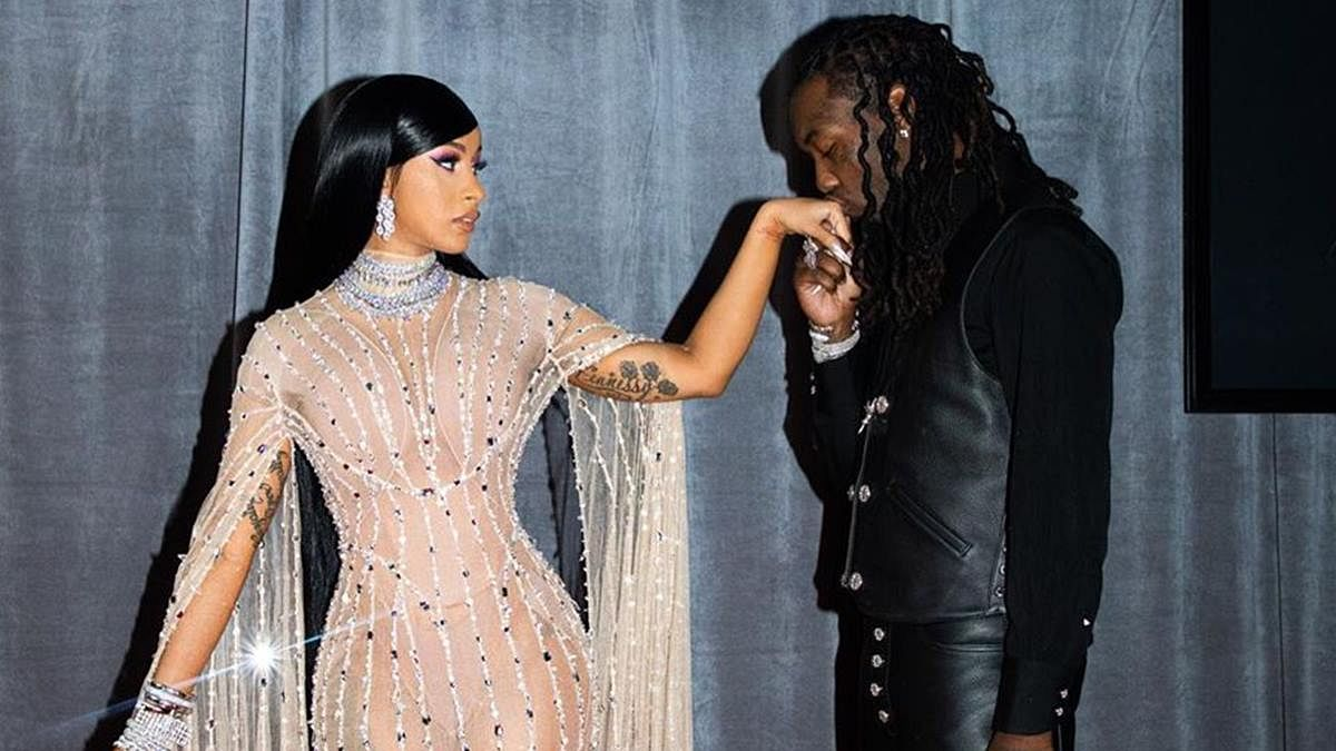 'Hard to have no d***': Cardi B back with ex-husband Offset within a month after filing for divorce