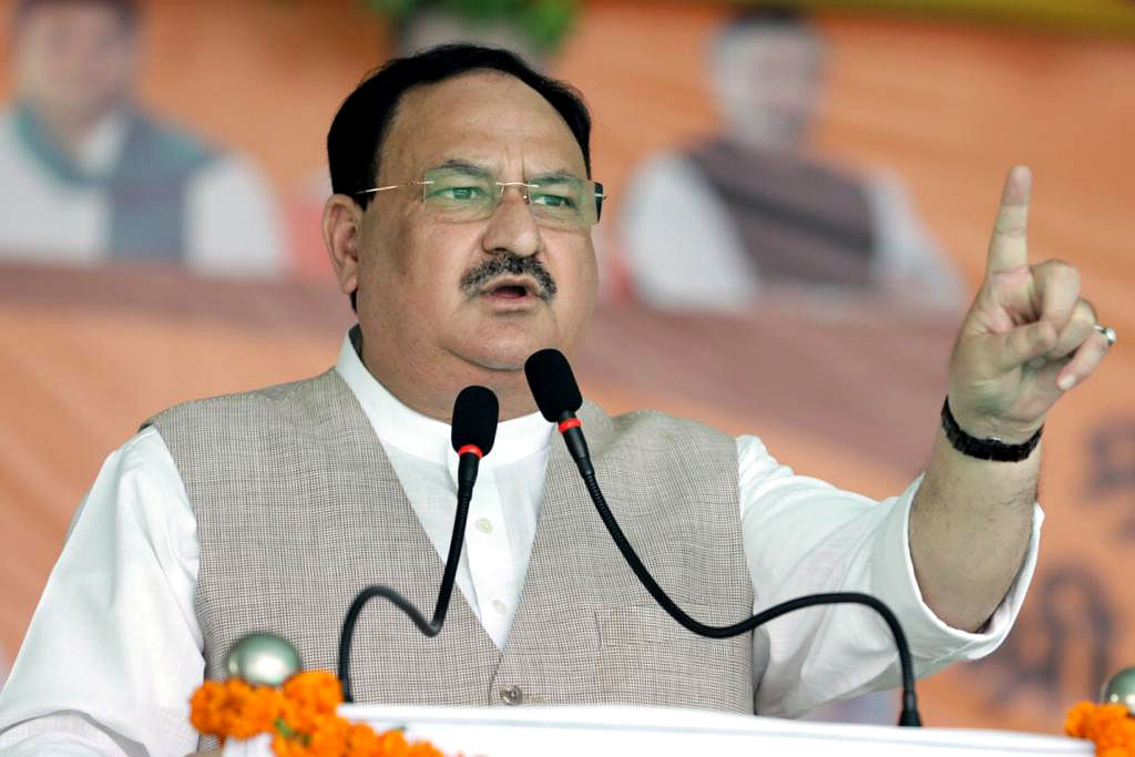 BJP hails Leh electoral win, JP Nadda calls it 'historic'