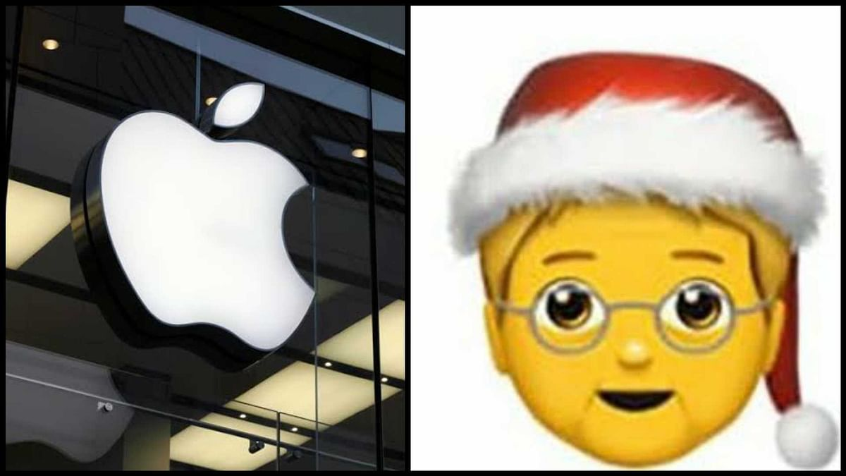 Apple to roll out gender-neutral Santa emoji with new ios update