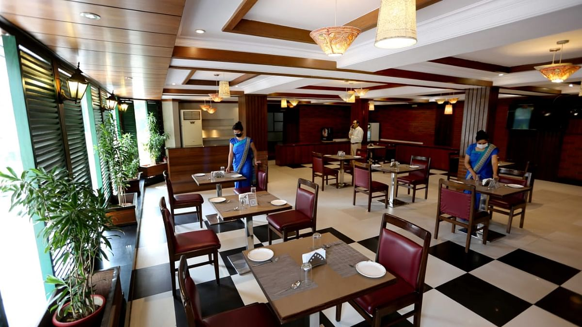 Bhopal: Palash Residency Hotel launches hi-tech smart rooms functional with voice command of mini Google