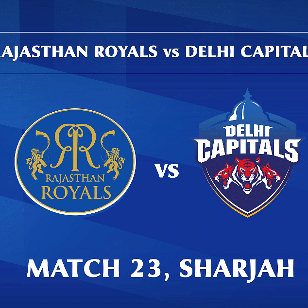 Rajasthan Royals vs Delhi Capitals LIVE: Score, Commentary for the 23rd match of Dream11 IPL