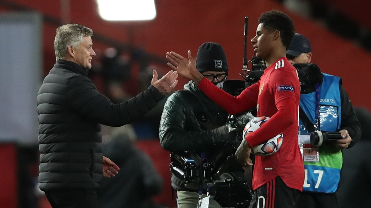 UEFA Champions League: Top stats from Manchester United's 5-0 demolition of RB Leipzig