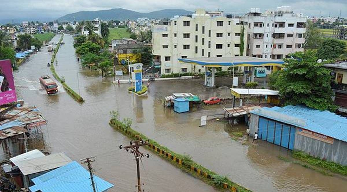 Maharashtra Congress ministers assess rain damages in state