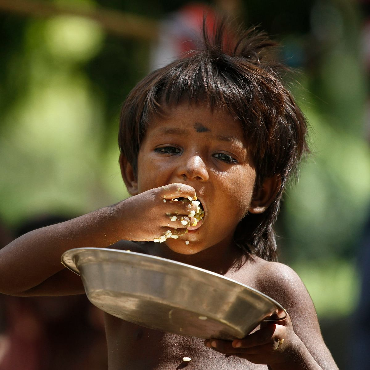 World Food Day 2020: Food-insecurity in MP; Not enough to eat and nutrition in thali of hungry lot