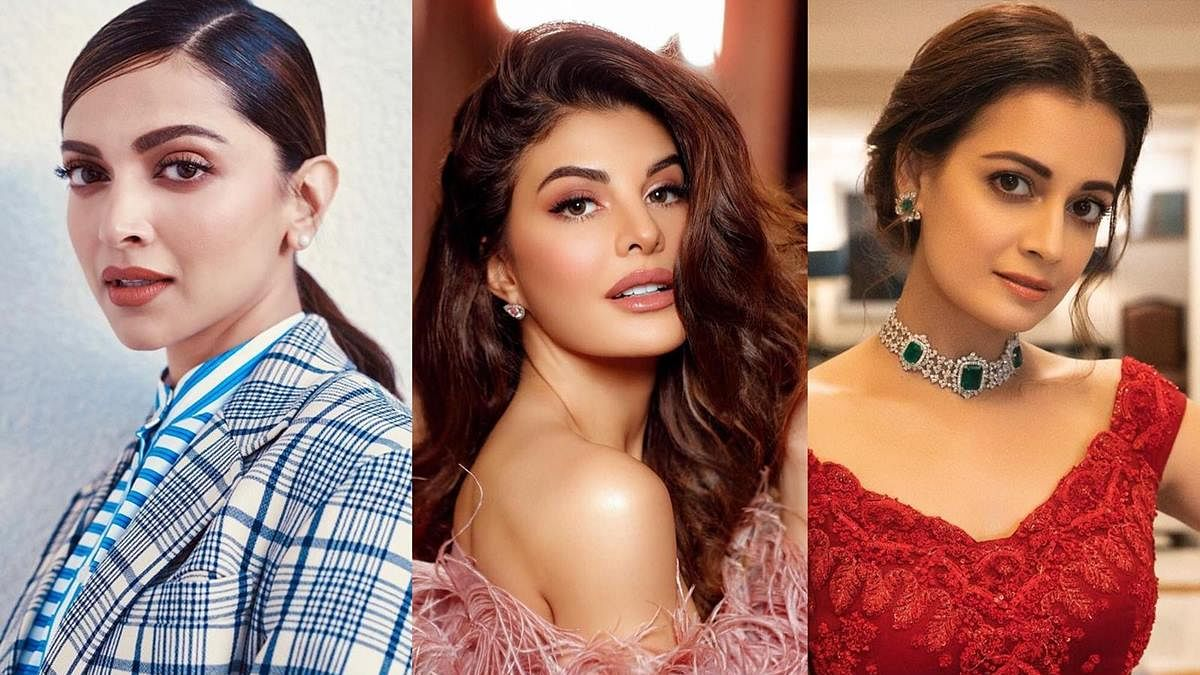 Pictures of Deepika, Jacqueline, and Dia on MGNREGA online job cards