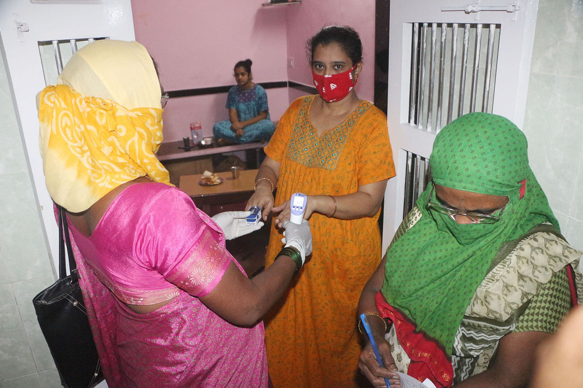 Coronavirus in Dharavi: 8 more test COVID-19 positive; active cases at 142