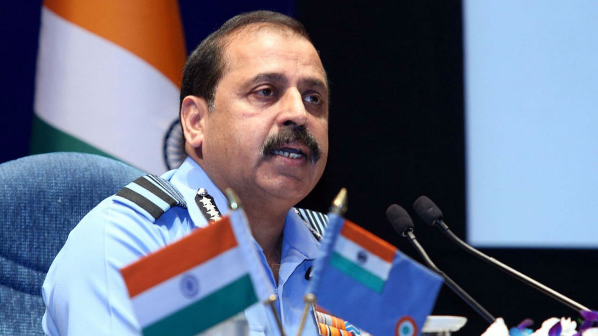 LAC stand-off: IAF 'well-positioned' to deal with any threat, says Air chief Bhadauria