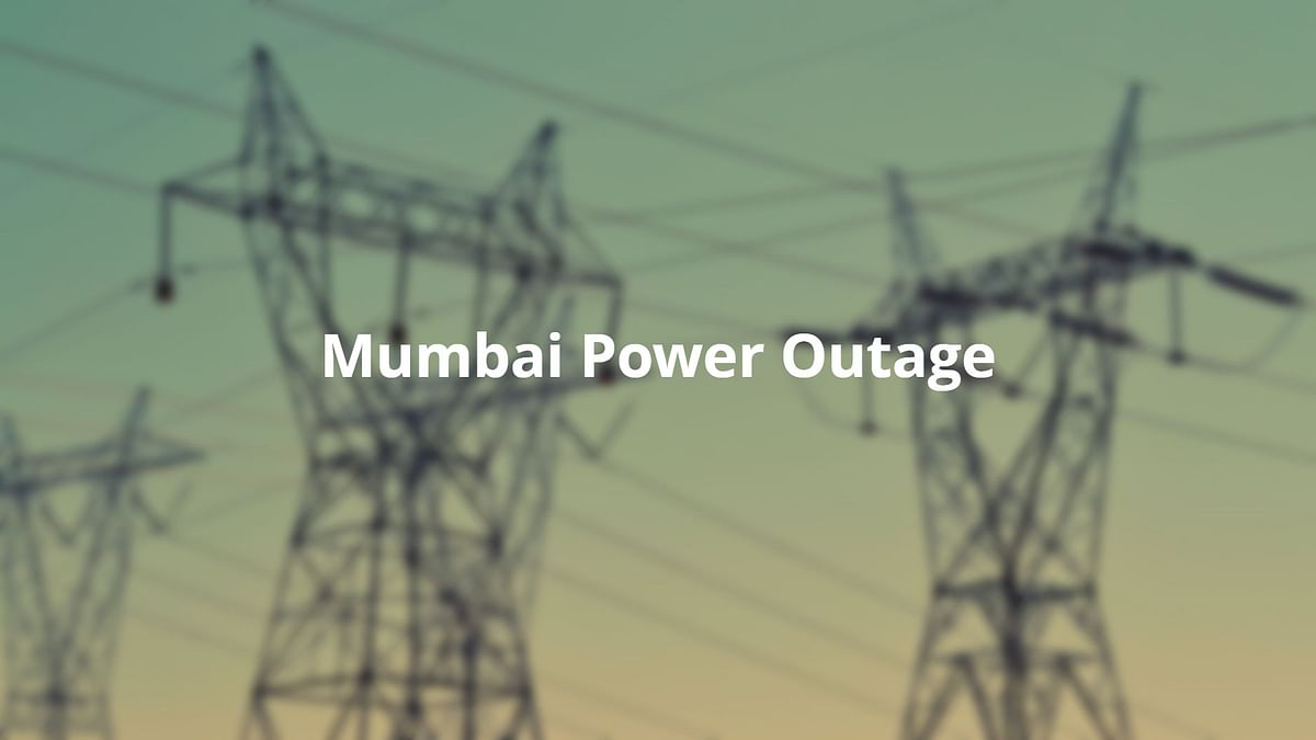 Mumbai power outage: BEST blames 'TATAs incoming electric supply failure' for electricity cuts across the city