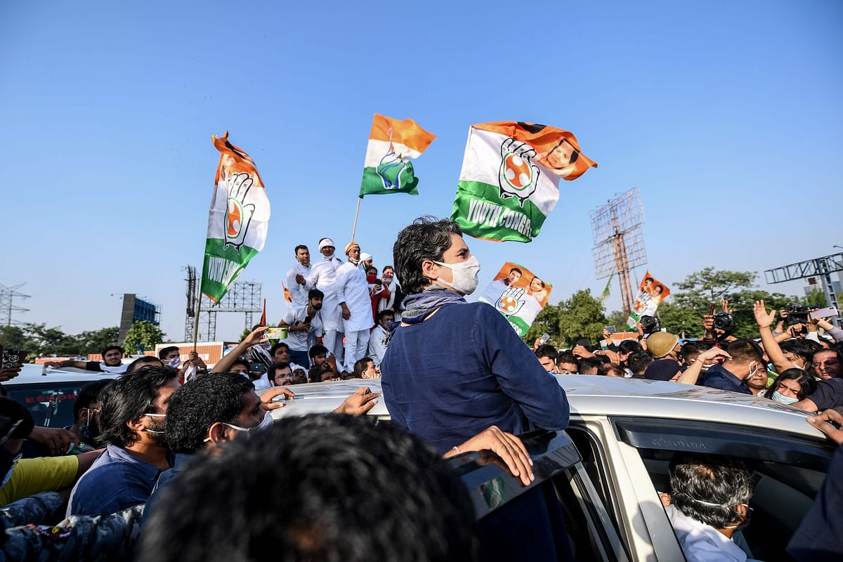 Madhya Pradesh: Congress to stage sit-in to protest rapes, crimes against women on October 5