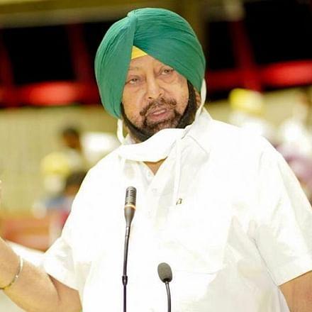 Punjab CM Amarinder Singh to lead dharna at Rajghat on Nov 4