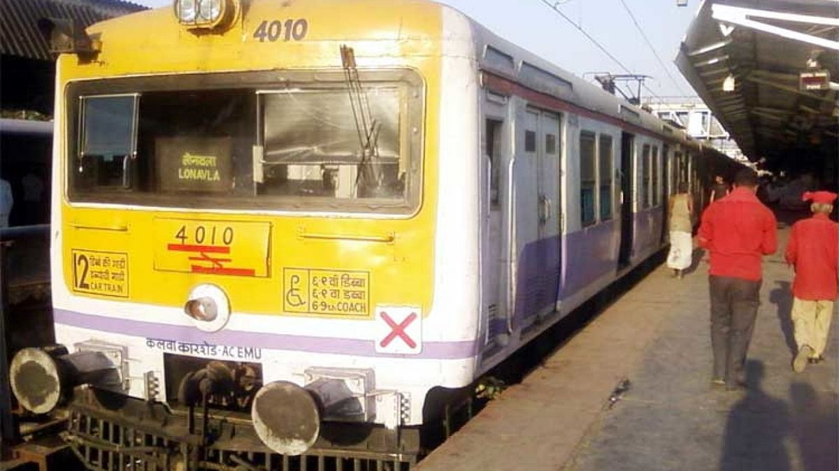 Maharashtra: Pune-Lonavala local train services to resume from Oct 12 for essential services