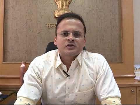IAS officer Rahul Dwivedi posted as project director of Samagra Shiksha Abhiyan