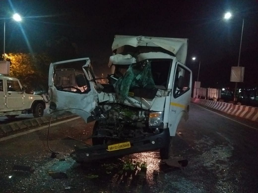 One injured after hit by speeding tempo in Thane