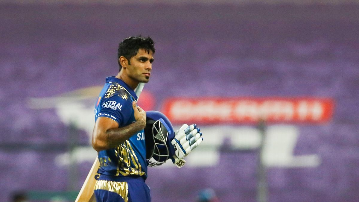 Was disappointed with Australia snub but felt good after chat with Rohit: Suryakumar Yadav