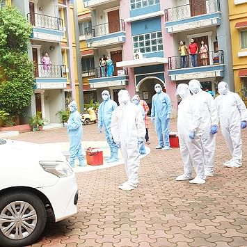 Taarak Mehta Ka Ooltah Chashmah: Gokuldhaam society is sealed, officials sanitize the society
