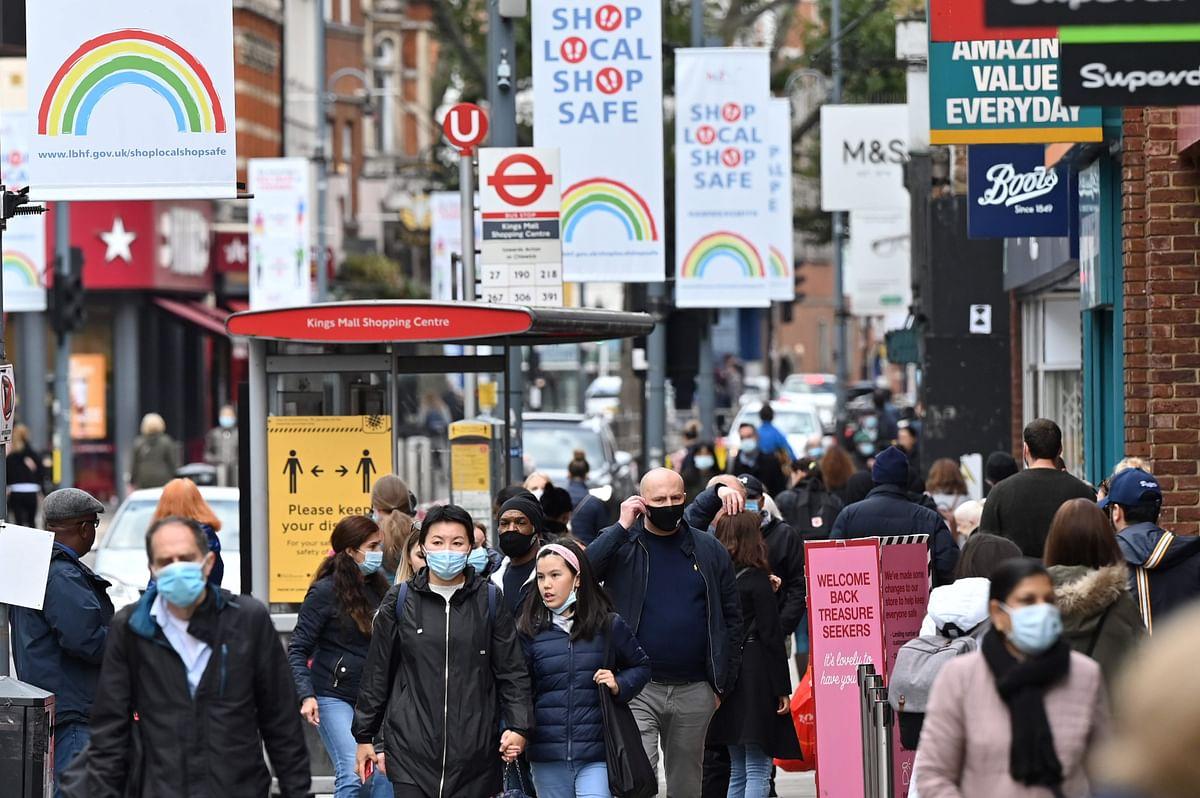 Coronavirus: Dark winter in Britain