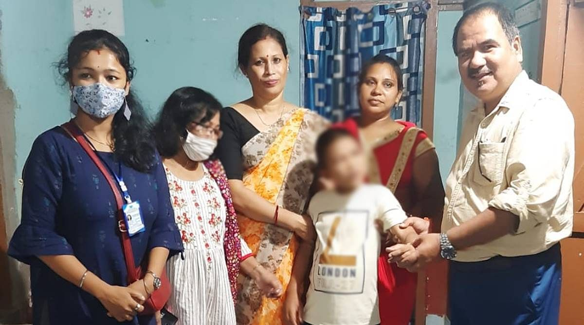 Face recognition tool DARPAN reunites UP boy with parents after 5 years