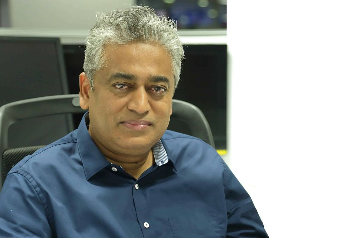 Is Rajdeep Desai based on Rajdeep Sardesai in Scam 1992? Here's what journalist has to say