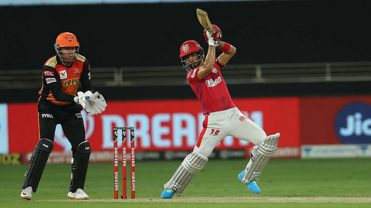 IPL 2020: Hours after saying final goodbye to father, Mandeep Singh steps up to open for KXIP