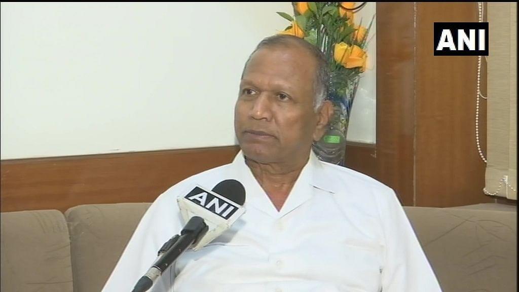 Congress leader Manak Agarwal