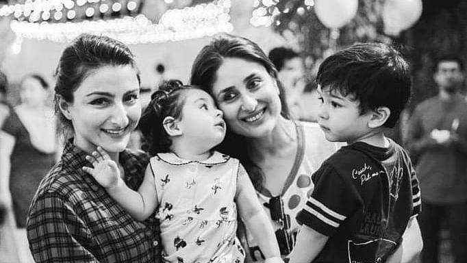 Kareena Kapoor wishes 'witty, cool, intelligent, bright' sister-in-law Soha Ali Khan on birthday