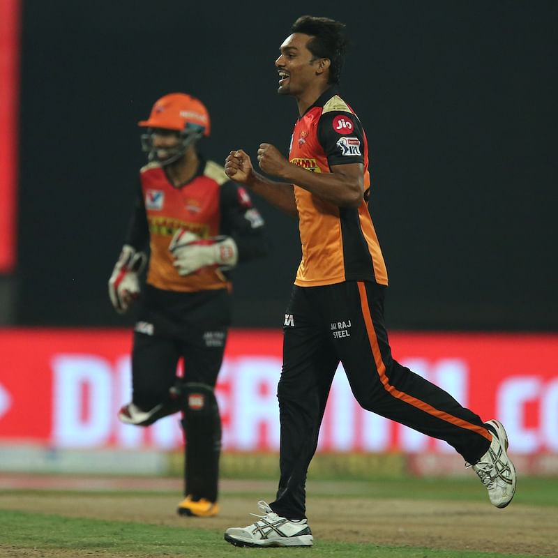 Kohli's Kryptonite? SRH pacer Sandeep Sharma dismisses RCB skipper for seventh time in IPL