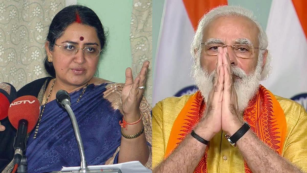 Hathras Rape Case: Former NCW chief Poornima Advani's open letter to PM Narendra Modi