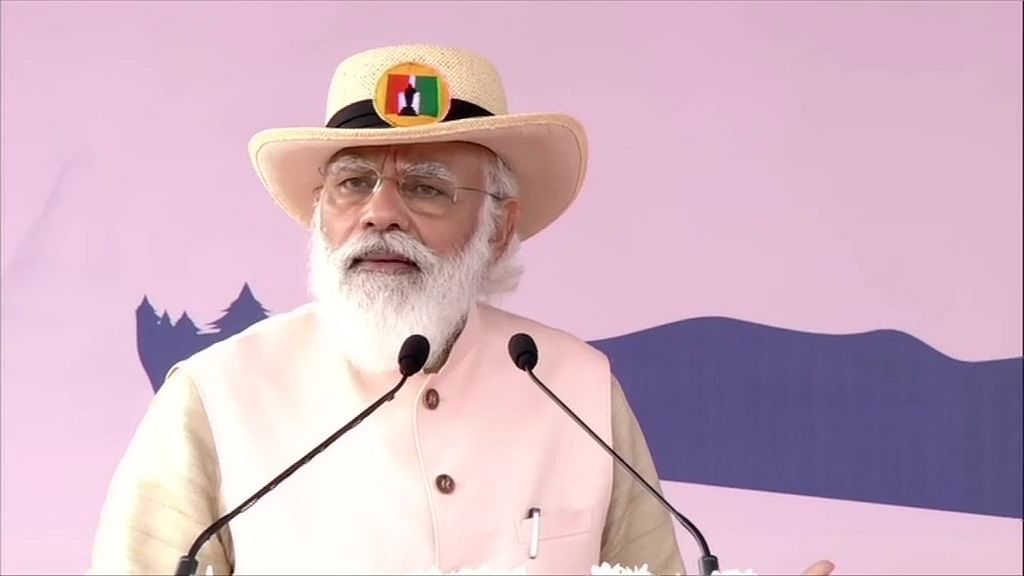 'Some didn't grieve, were doing politics': PM Modi's jibe at opposition over Pulwama attack