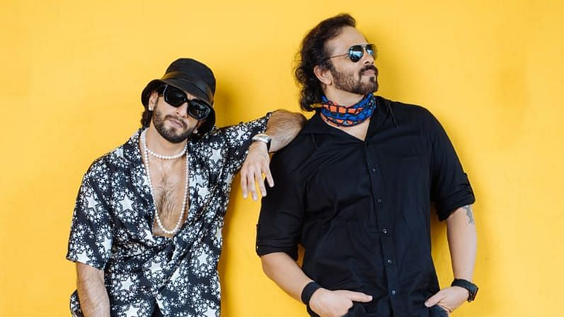 'Simmba' duo Rohit Shetty, Ranveer Singh team up for upcoming comedy-drama 'Cirkus'