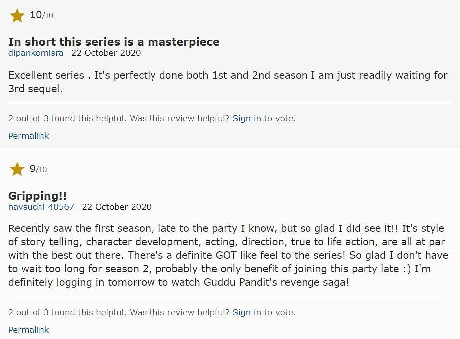 Die-hard 'Mirzapur 2' fans shun 'boycotting' trolls who gave 1-star ratings on IMDb