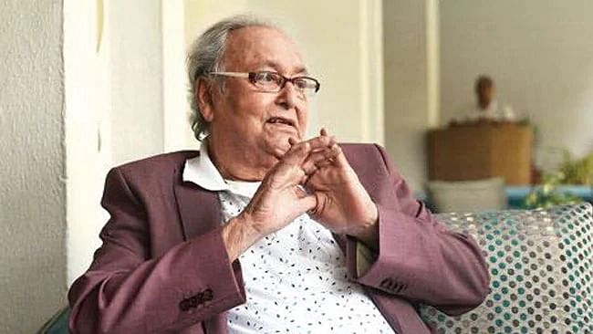 Soumitra Chatterjee passes away: Over 300 films, Legion d'Honneur and more -  Bengali megastar's incredible legacy