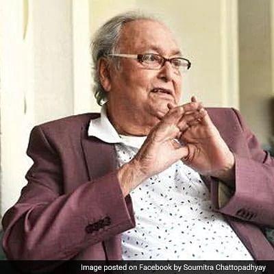 Soumitra Chatterjee's health shows marginal improvement, but still critical