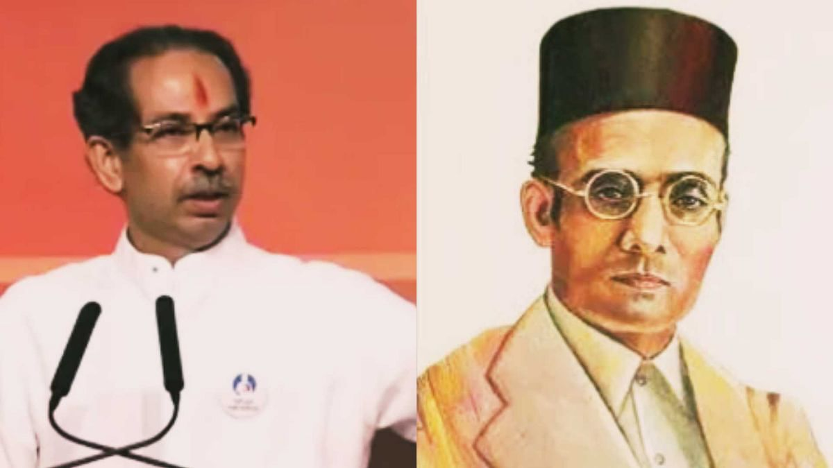 'Why no Bharat Ratna for Veer Savarkar yet': Shiv Sena hits back at BJP