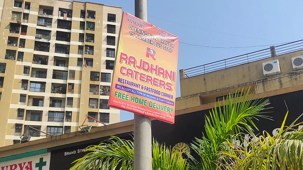 Mira Bhayandar: Despite ban, illegal banners make a comeback in Mira Road; MBMC plays blind