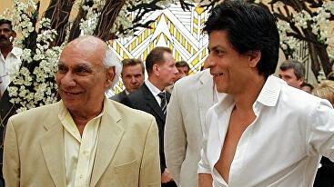 YRF denies rumours of Shah Rukh Khan playing Yash Chopra in filmmaker's biopic