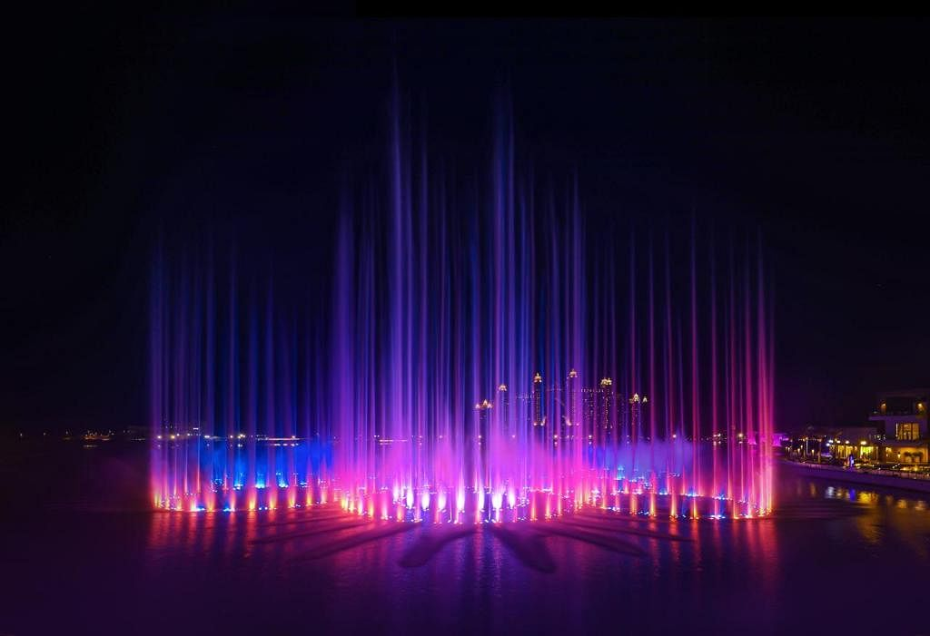 World's largest fountain to be unveiled soon in Dubai