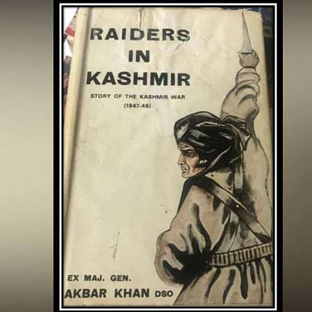 Raiders in Kashmir: Pakistan's ex-Major General Akbar Khan admits to country's role in conflict in the valley
