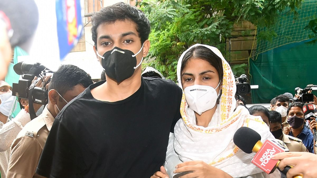 Rhea Chakraborty's brother Showik's bail hearing to take place today