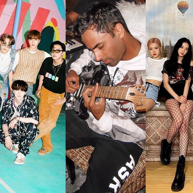 Meet Tushar Apte – the Indian-origin songwriter who worked with K-pop bands BTS and Blackpink