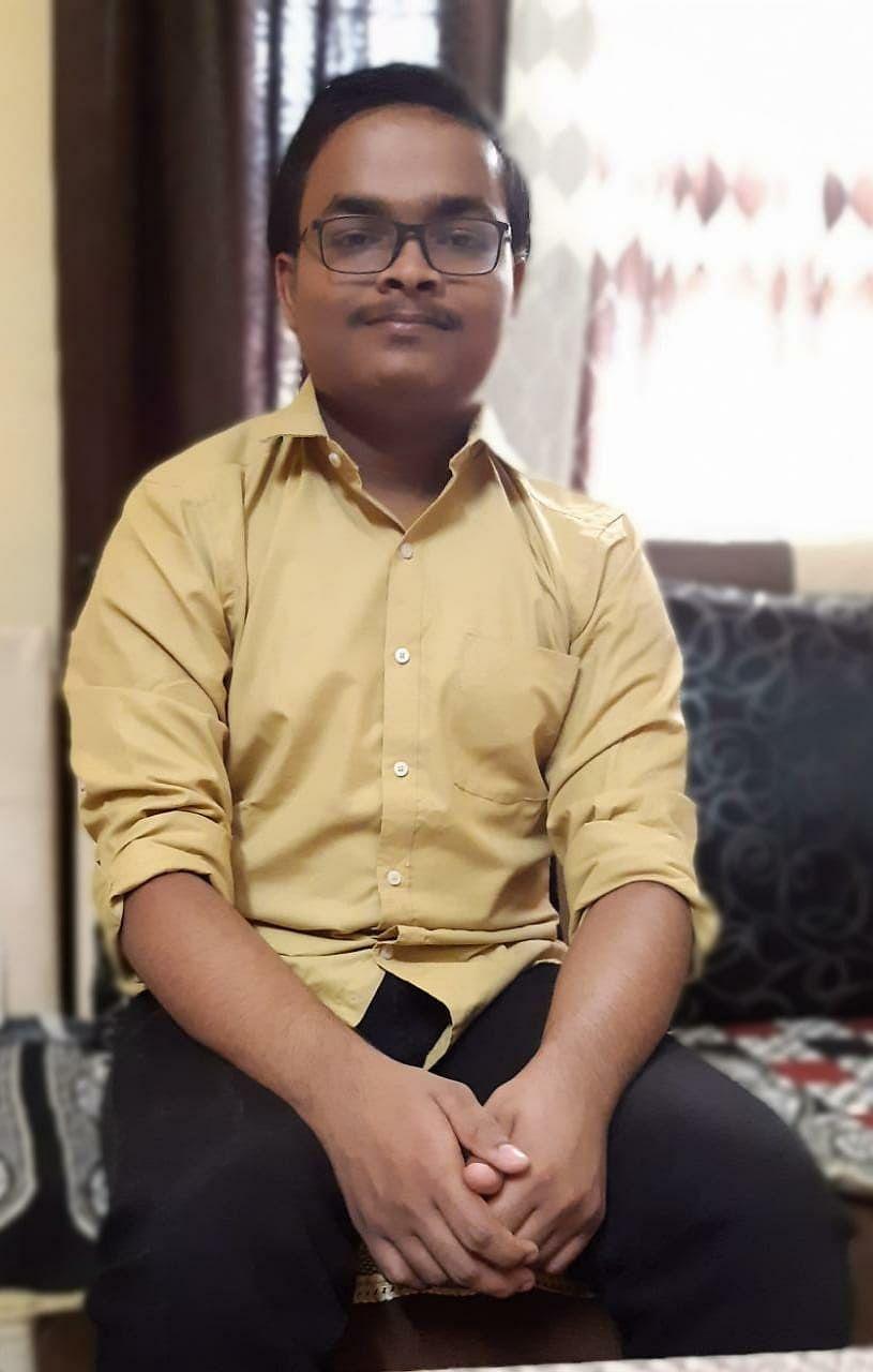 Vivek Agrawal (AIR 513)