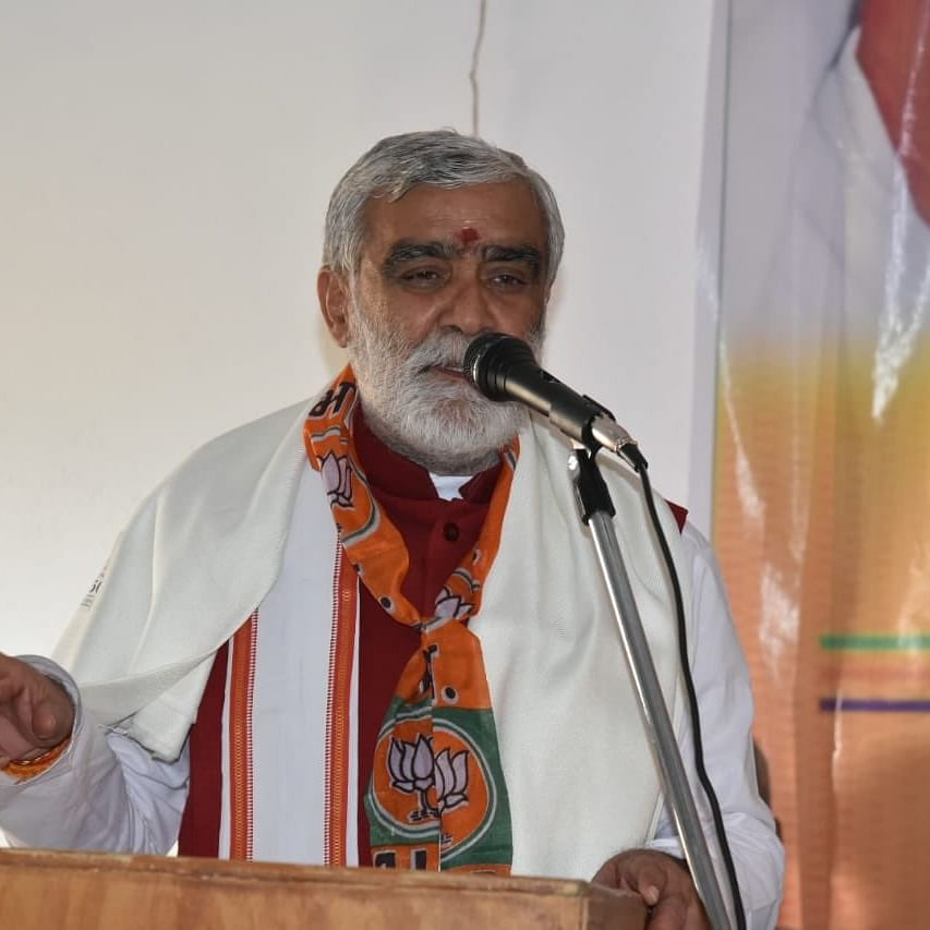 'Free coronavirus vaccine will be for every state, not just Bihar': MoS Health Ashwini Choubey clarifies after Nirmala's comment