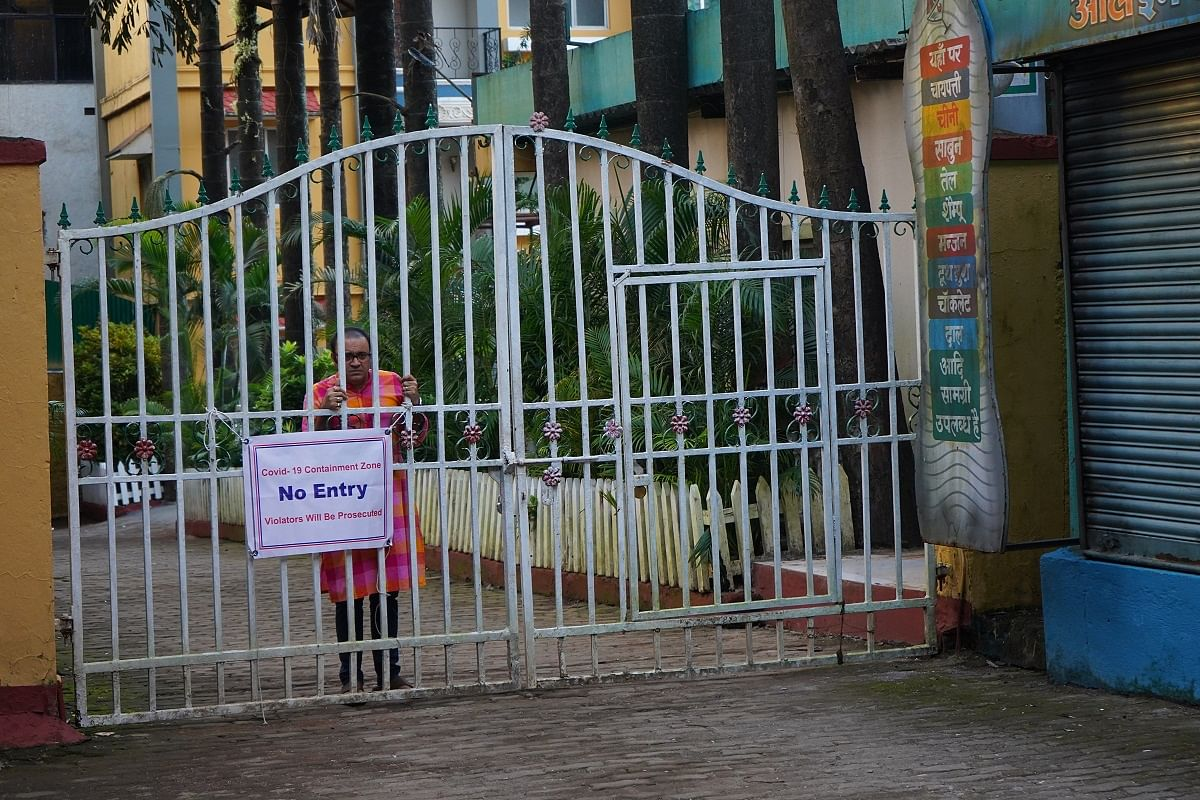Taarak Mehta Ka Ooltah Chashmah: Gokuldhaam society is sealed, officials sanitize the society